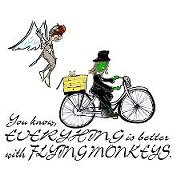 everything is better with flying monkeys you know witch elphaba toto elvyra gulch mamachari Keywords: everything better flying monkeys