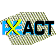 REACT - no, ACT Keywords: react, act, crossed, out, scribbled, xed, x ed, x out, cross out, dont react