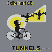 cycling hazard tunnels underpasses Keywords: cycling hazard tunnels underpasses