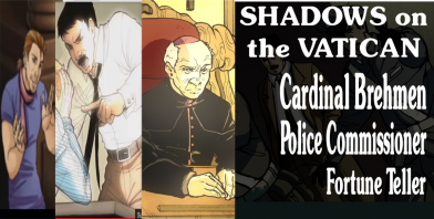 shadows on the vatican cardinal brehmen polics commissioner fortune teller